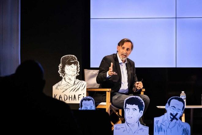 L'homme qui tua Mouammar Kadhafi - Simon Gosselin