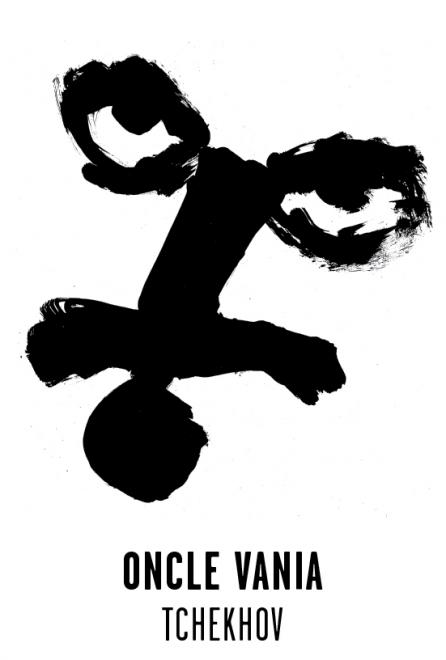 Oncle Vania - Les visuels de Tchekhov 137 évanouissements ont été crées par l'atelier Nous Travaillons Ensemble