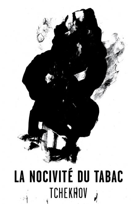 La nocivité du tabac - Les visuels de Tchekhov 137 évanouissements ont été crées par l'atelier Nous Travaillons Ensemble